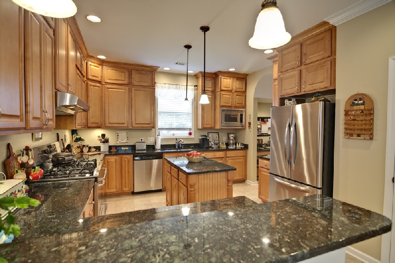 A Variety Of Countertop Materials For Issaquah Home U0026 Business